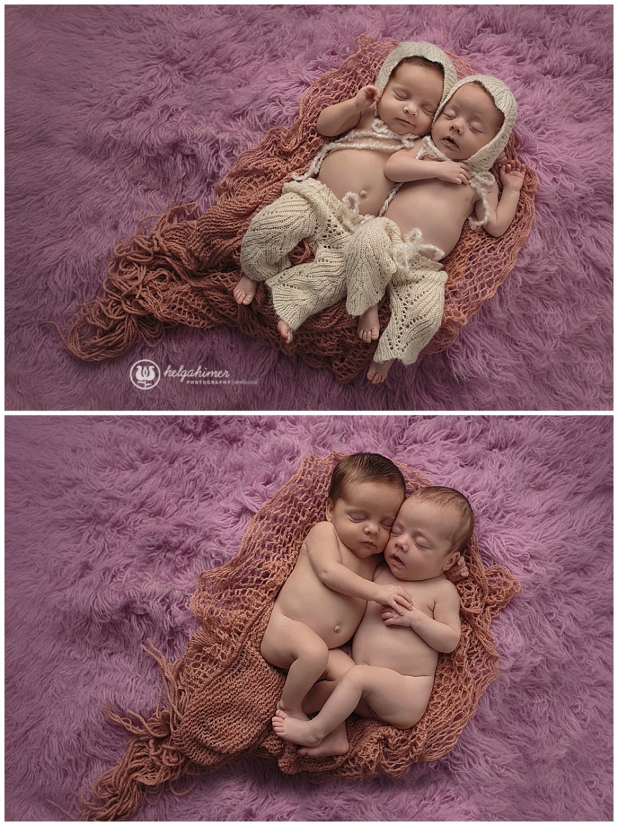 Chloe Esson,Hailey Esson,Studio,edmonton  newborn photography,twin photography,
