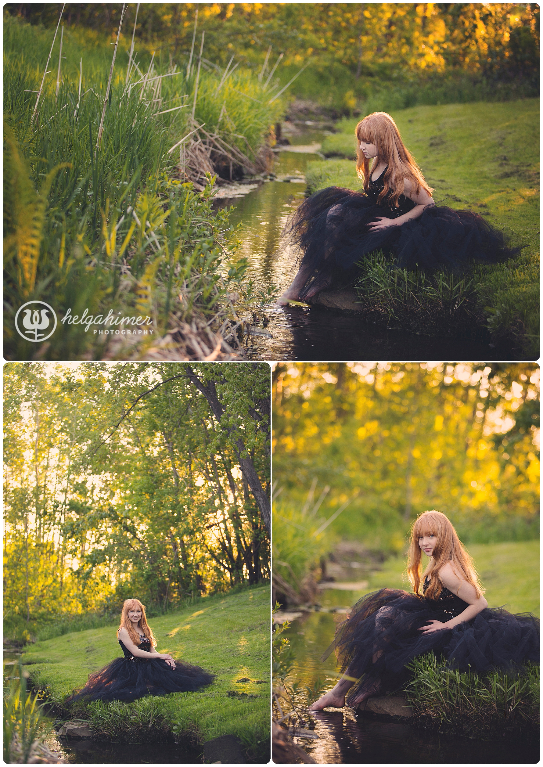 er-photography-sudbury-professional-photographer-personal-branding-cherry-blossom-senior-photo-girl-model-teen-at-the-water-stream