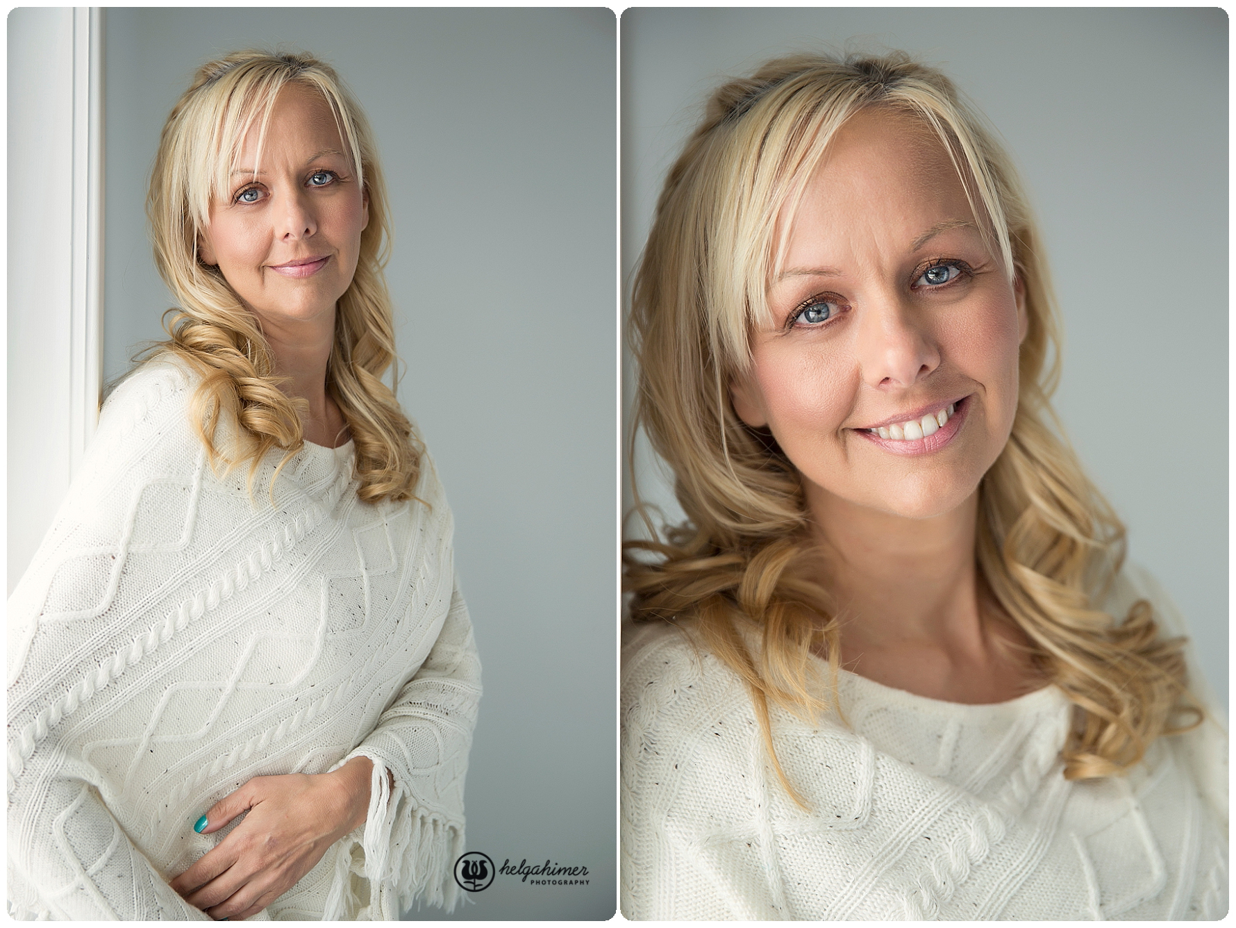 personal branding and glamour photography sudbury with suspension yoga business headshots helga himer photography