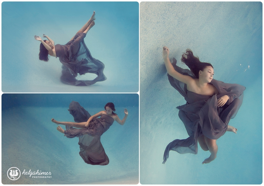 underwater photography sudbury girl swimming in water synchronized swimmer helga himer photography